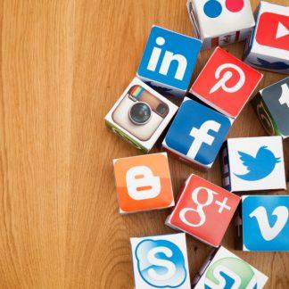 Social Media Outros